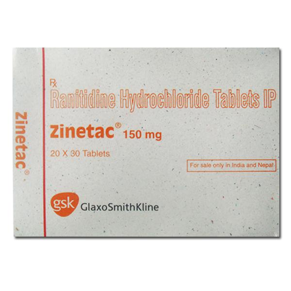 zantac tablet